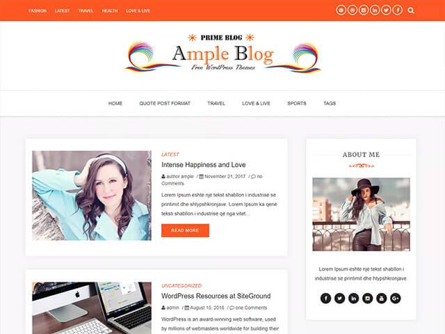 Ample Blog