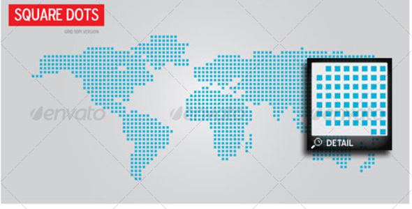 World Map Design Super Pack