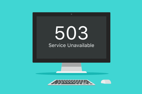 How to Fix 503 Service Unavailable Error in WordPress
