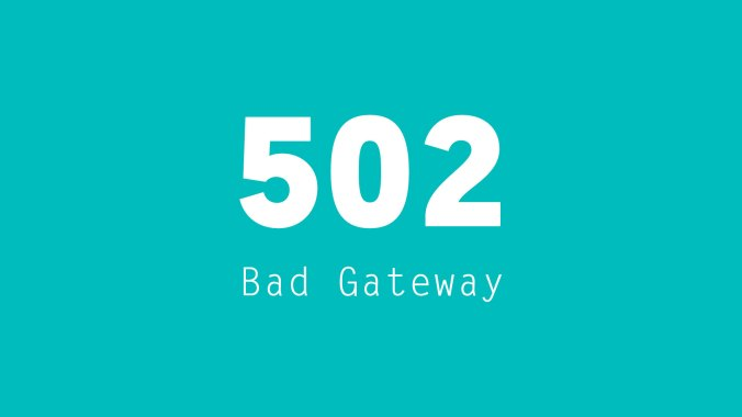 How to Fix the 502 Bad Gateway Error in WordPress