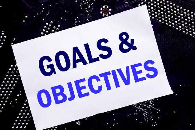 determine objective