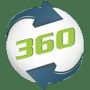 360 Tours Now Icon