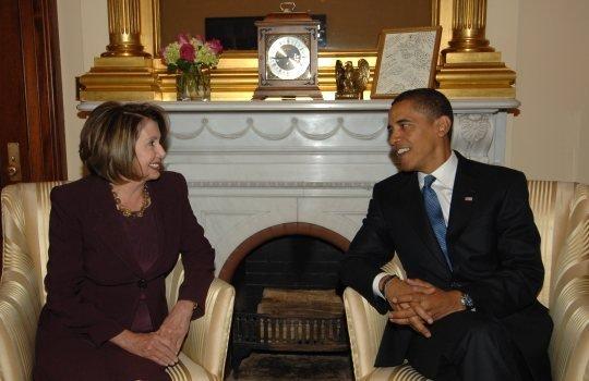 Obama And Pelosi Didn't Win Elections In The Last Decade, It Was Dominion