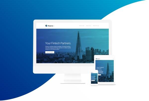 Finserve.io (Website)
