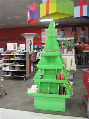 Recent Work Target Holiday Displays Creative Displays Now