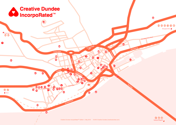 Creative Dundee IncorpoRated