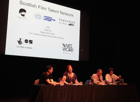 The Scottish Film Talent Network