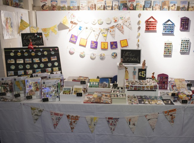 Carnaby Artisan and Collectors Fayre - Bonar Hall Dundee Sept 2015