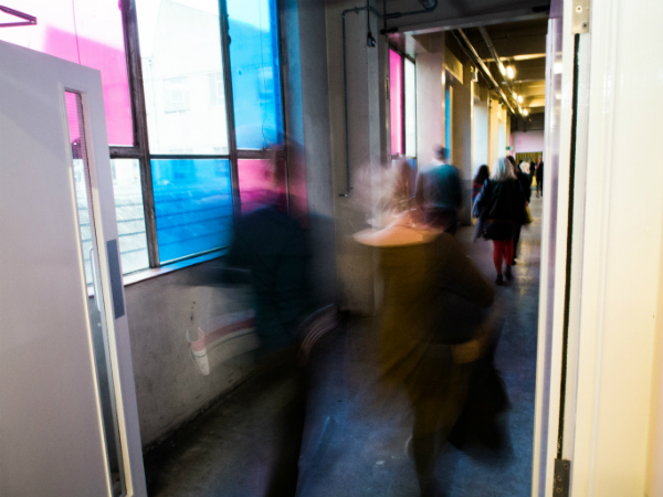 Corridor. Image: Dylan Drummond