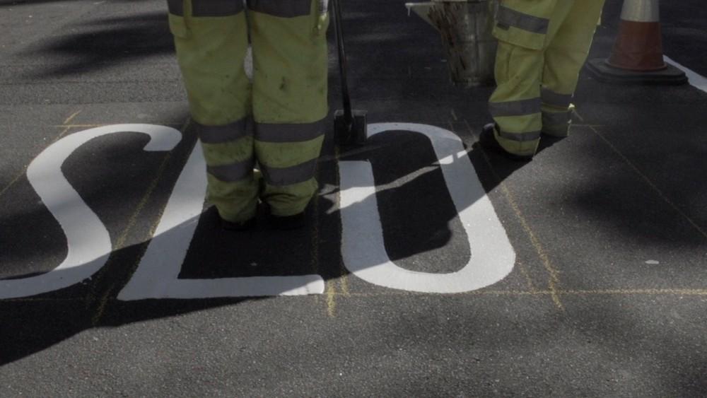 Roadliners - Typographers of the road