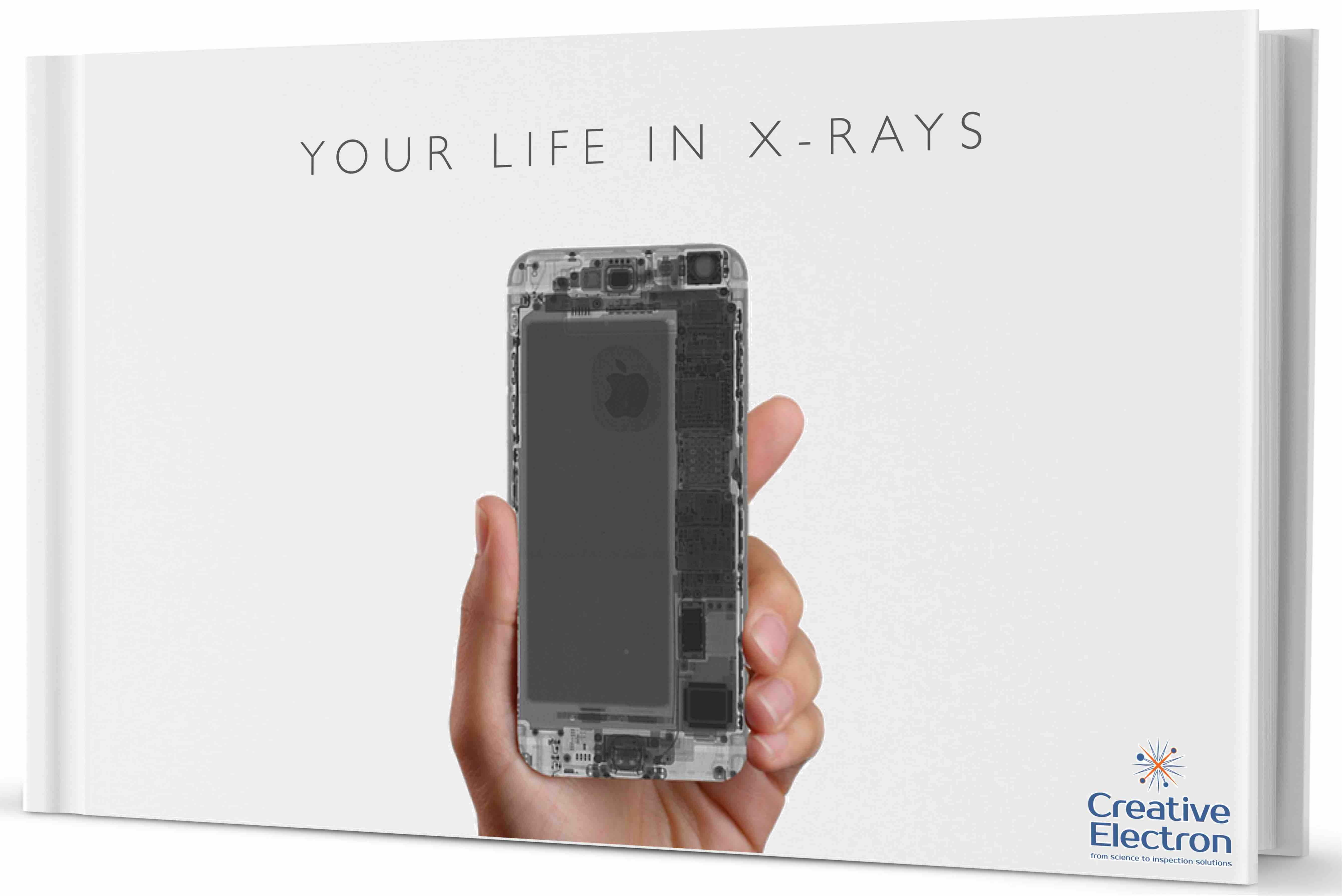 Geekin Gorgeous your life in x-rays - new book release | creative electron