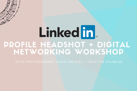 LlinkedIn Headshot and LinkedIn Strategy Workshop Pompano Beach