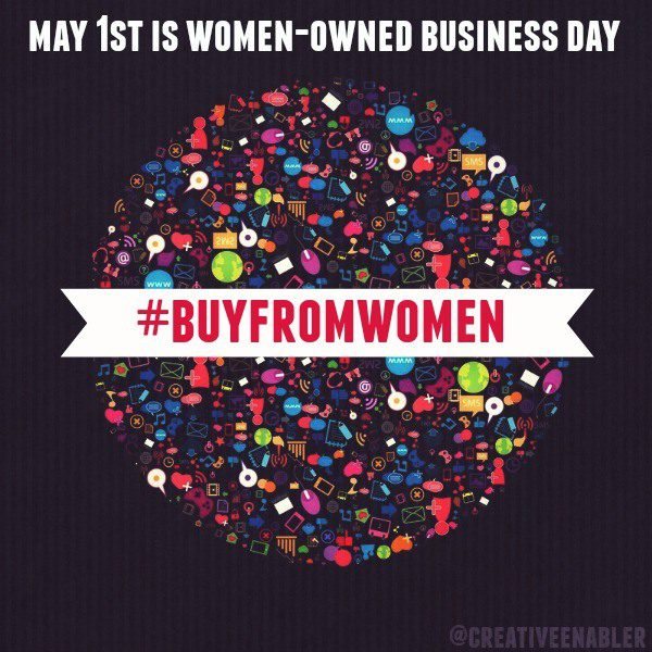 Happy Woman-Owned Business Day!