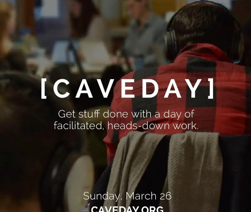 Creativepreneur Happy Hour: CAVEDAY