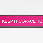 Keep it Copacetic