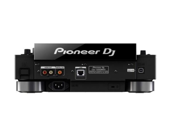 CDJ2000NXS2 Multi-Format USB DJ Controller for rekordbox DJ3