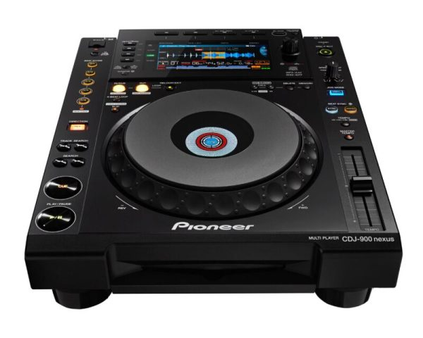 CDJ900NXS Multi-Format USB DJ Controller for rekordbox DJ2