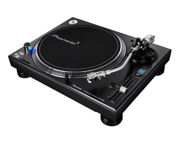 PLX1000 PRO DJ Direct Drive Turntable Black3