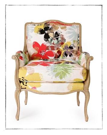 Antwerp Chair, Bloom from Anthropologie