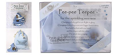 Pee-pee Teepee by beba bean