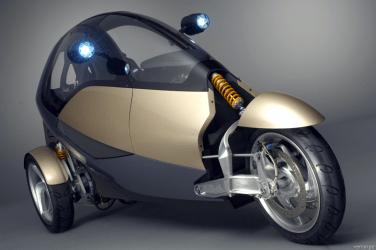 three-wheel-concept-car