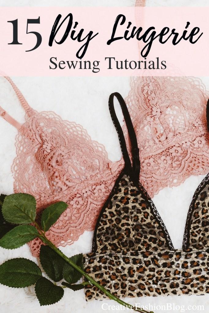 c1dc7912e4af3 15 easy DIY lingerie tutorials.