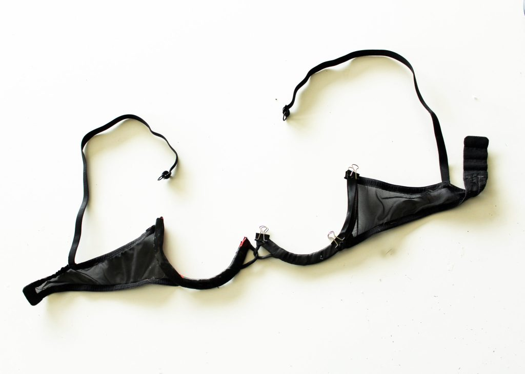 Bra making the easy way. Refashion an bra you have into sexy DIY lingerie for Valentines Day