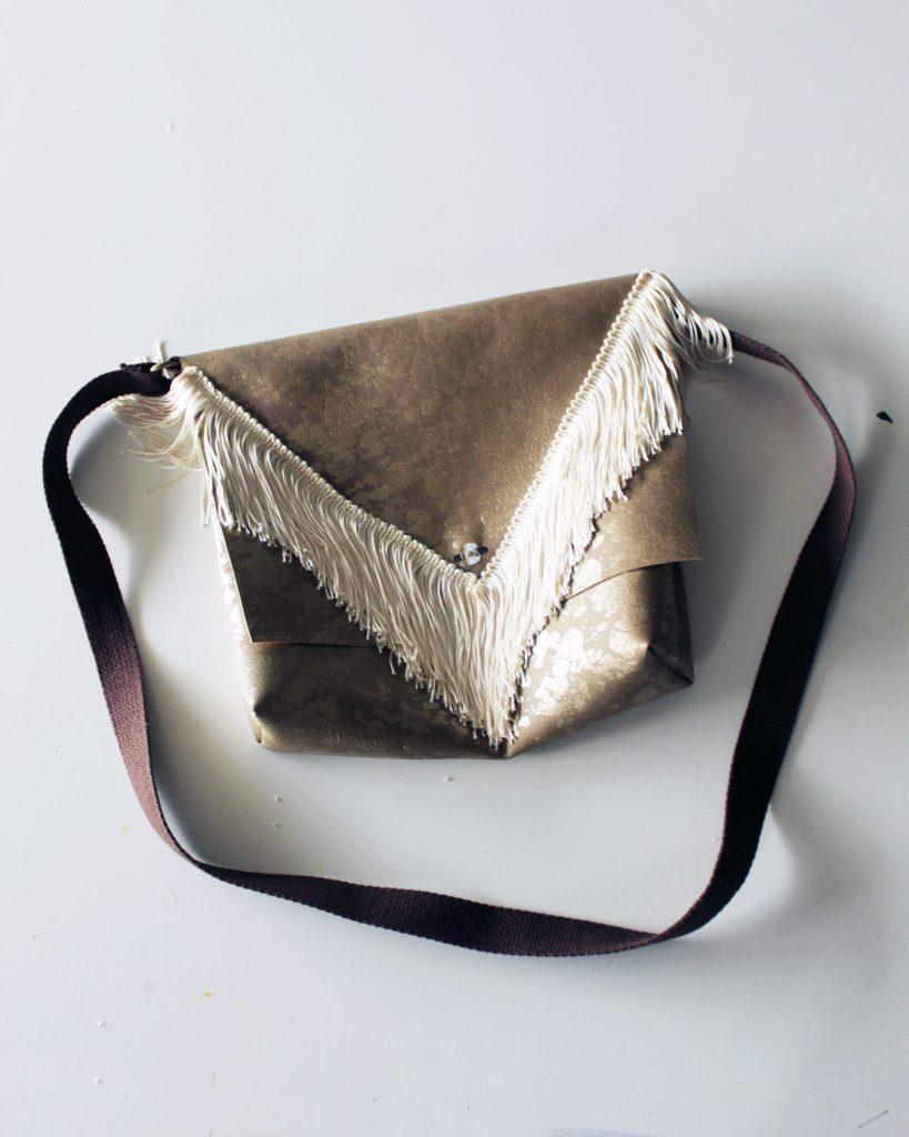 DIY Messenger Bag .