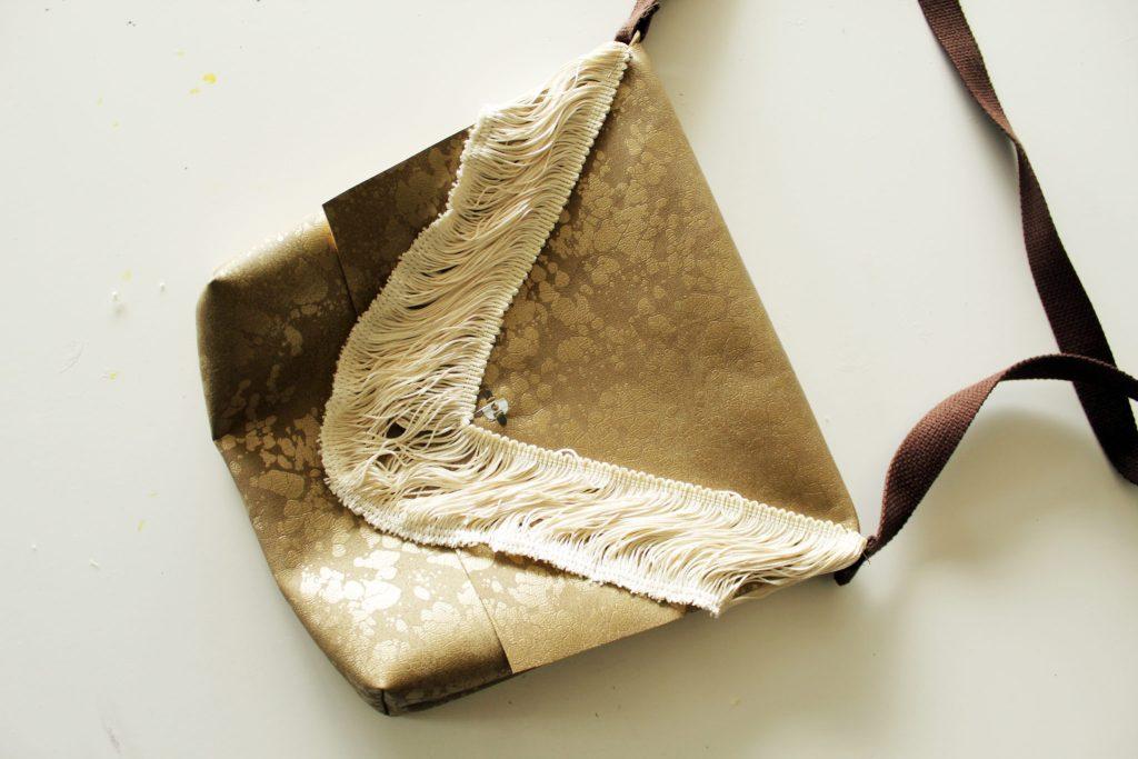 DIY Messenger Bag -