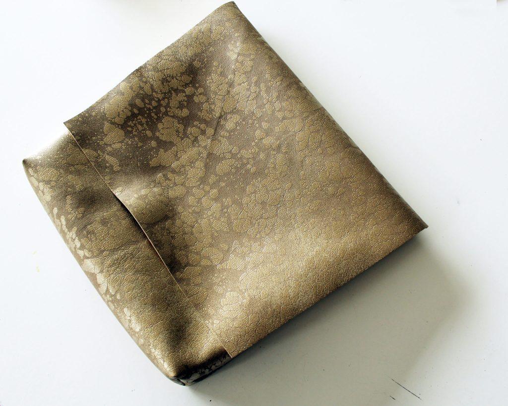 DIY Messenger Bag full step by step tutorial