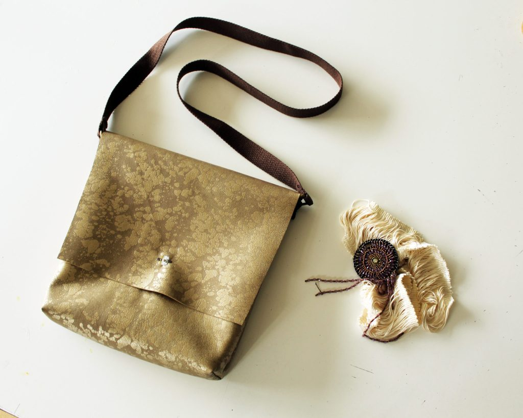 DIY Messenger Bag full tutorial