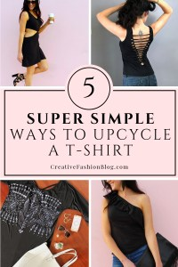 5 super simple ways to upcycle t shirts