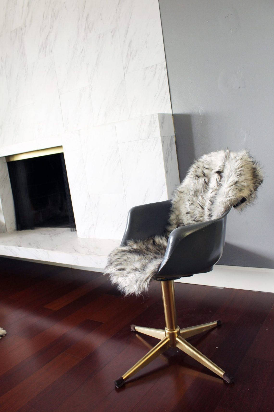Diy Midcentury Chair Makeover Make A Modern Accent Chair