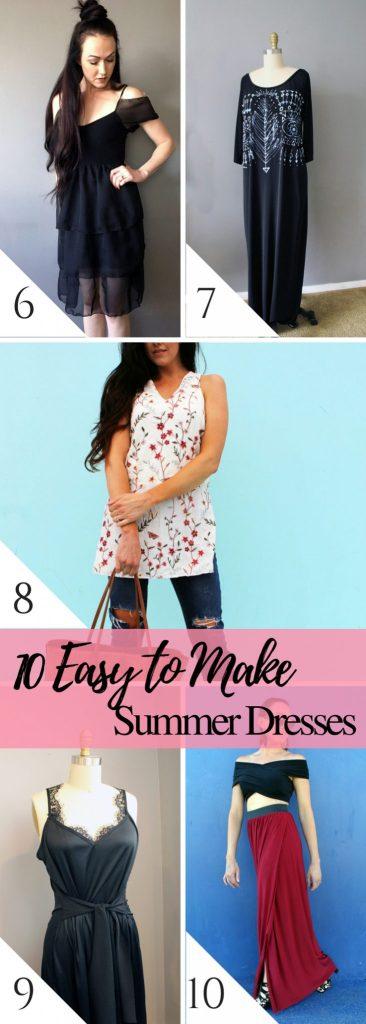 10 easy summer dresses 2