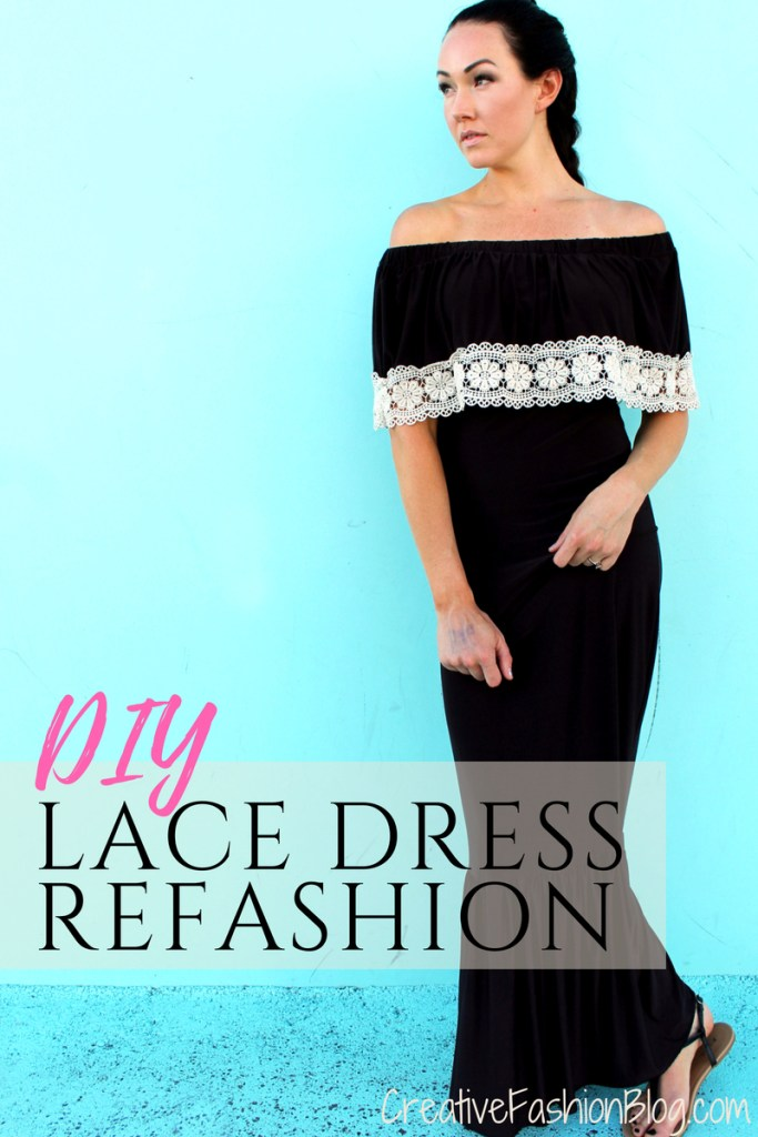 Easy DIY Maxi Dress Tutorial sewing project....