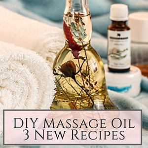 3 massage oils