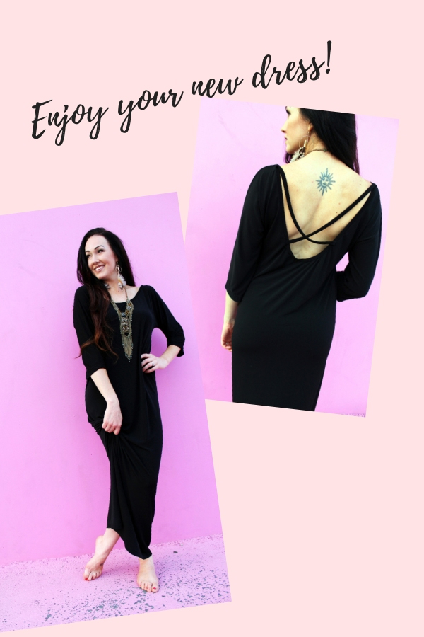 page 5 maxi dress