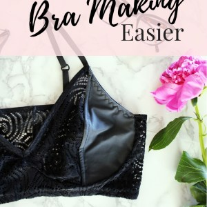 8 tricks to make bra making easier