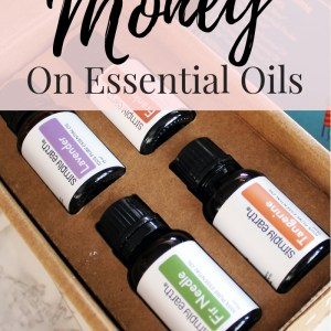 How to save money on essential oils