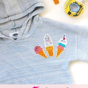How to sew on a patch 3 easy ways!