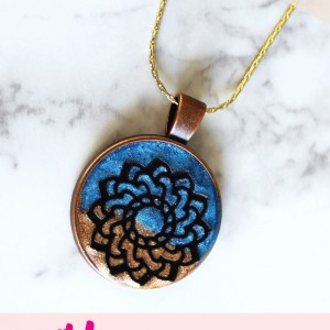 Liquid Sculpey DIY Liquid clay Jewelry Tutorial