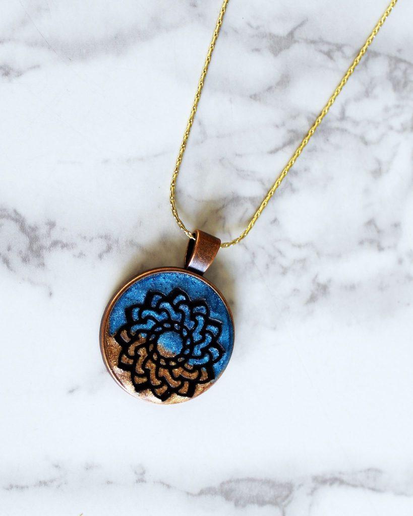 Liquid Sculpey diy boho jewelry tutorials two tone Jewelry Tutorial