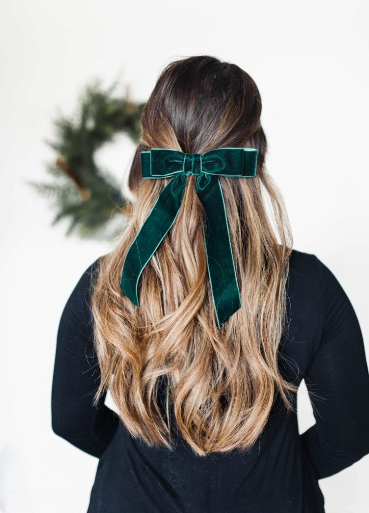 diy christmas gifts velvet bows