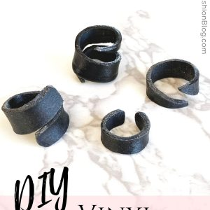 recycled jewellery you can make yourself
