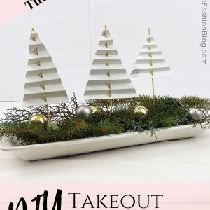 easy christmas decorations from recycled materials projects