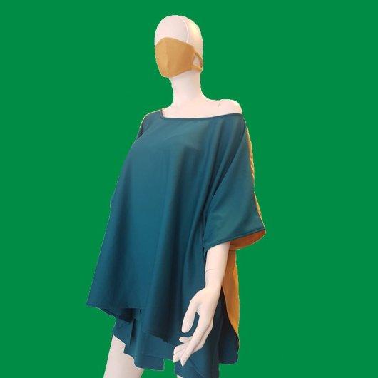 Kimono reversibile