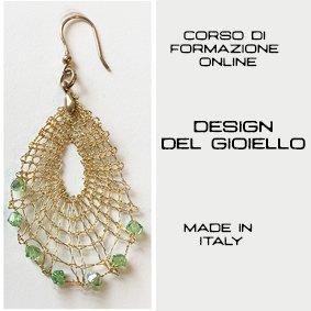 Formazione Online Tombolo: Design Gioiello