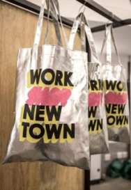Work Shop New Town a Brand Hub