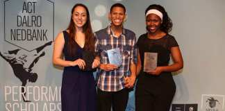 Six Finalists for ACT Scholarship Programme