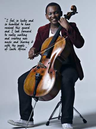 2017 Standard Bank Young Artist for Music, Abel Selacoe.